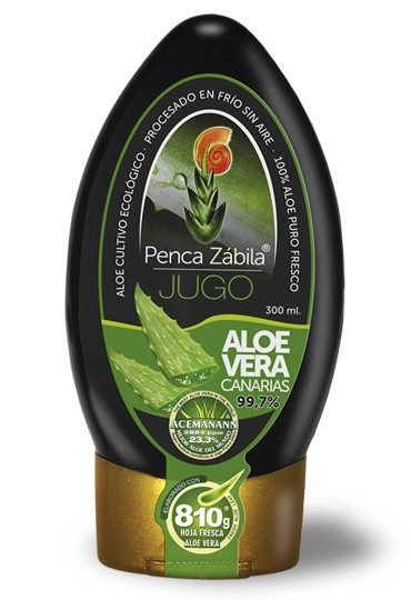 Jugo Aloe Vera Penca Zabila - 300 ml