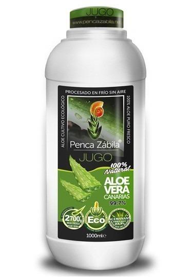 Jugo Aloe Vera Penca Zabila - 1000 ml