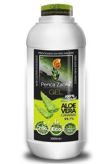 Gel Aloe Vera Penca Zabila 1000 ml - 99,7%