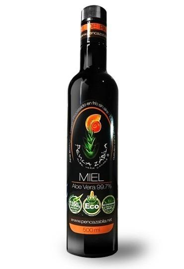 Aloe Vera Palmen Honig Penca Zabila - 500 ml - 99,7%