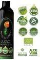Aloe Vera Juice Penca Zabila Glass 500 ml