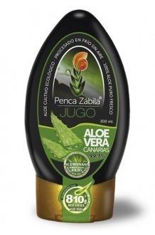 Jugo Aloe Vera Penca Zabila - 300 ml - 99,7%