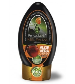 Jugo Aloe Vera + Miel de Palma Penca Zabila - 300 ml