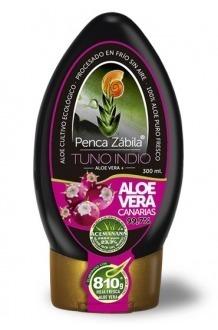 Jugo Aloe Vera + Tuno Indio Penca Zabila - 300 ml