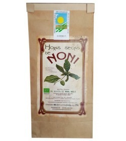 25 g. Organic Noni Leaves - Super Premium