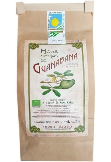 50 g. Hojas de Estevia Canarias Ecologica - Super Premium