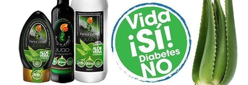 Aloe Vera contra la Diabetes y el azucar en sangre