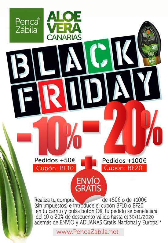 20% descuento Black Friday