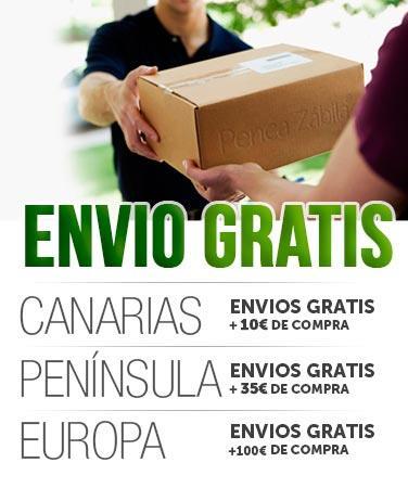 Envio Gratis Nacional, UE y Canarias