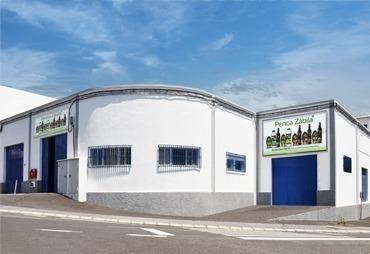 Aloe Vera Factory Penca Zabila