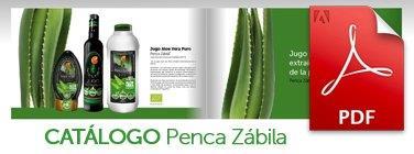 Aloe Vera Penca Zabila Catalog