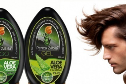 EL ALOE VERA against HAIR LOSS