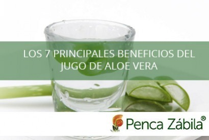 The 7 main benefits of aloe vera juice